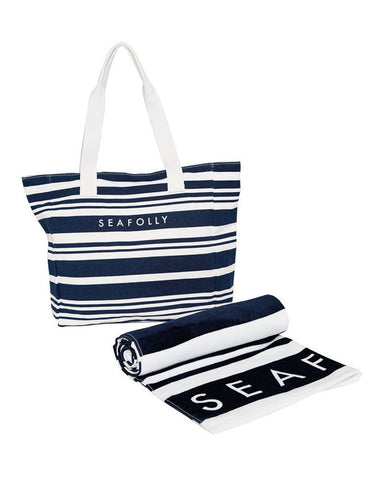 Seafolly Antique Stripe Pack