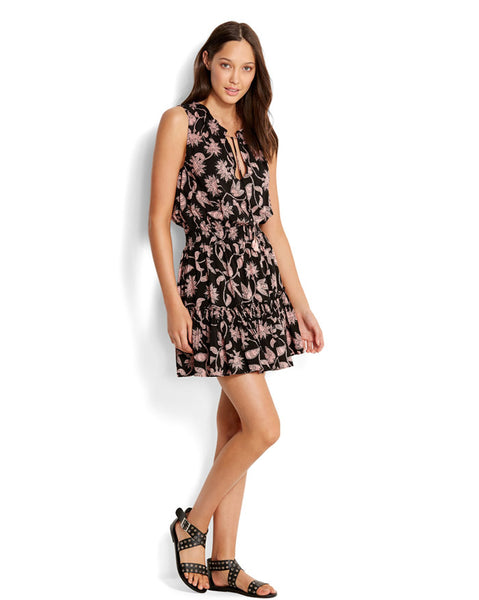 Seafolly Bali Hai Mono Batik Dress