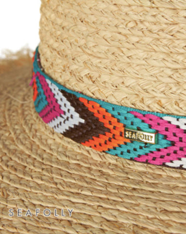 Seafolly Ella Fray Fedora