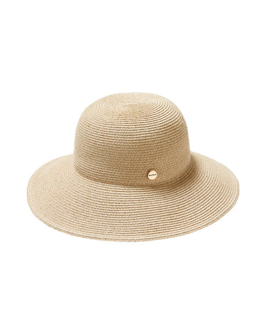 Seafolly Gold Newport Fedora