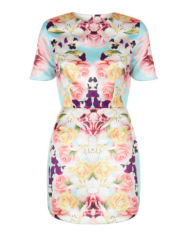 Skeena S Noor Dress in Flower Power