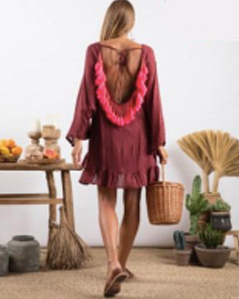 Sundress Indiana in Precieuse Marsala