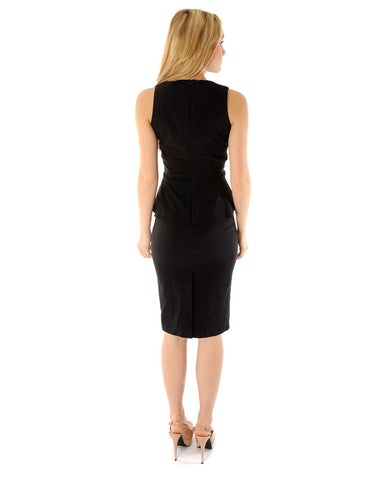 The Pretty Dress Company Lillie Dress in Black