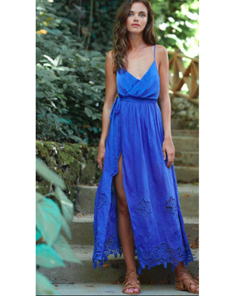 The Jetset Diaries Island Time Maxi Dress