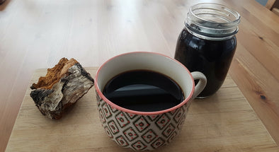 How To Make Chaga Tea From Chunks