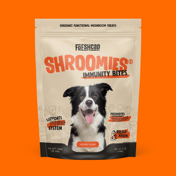 Shroomies® - Mushrooms For Dogs