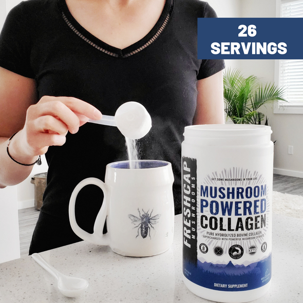 Mushroom Powered® Collagen