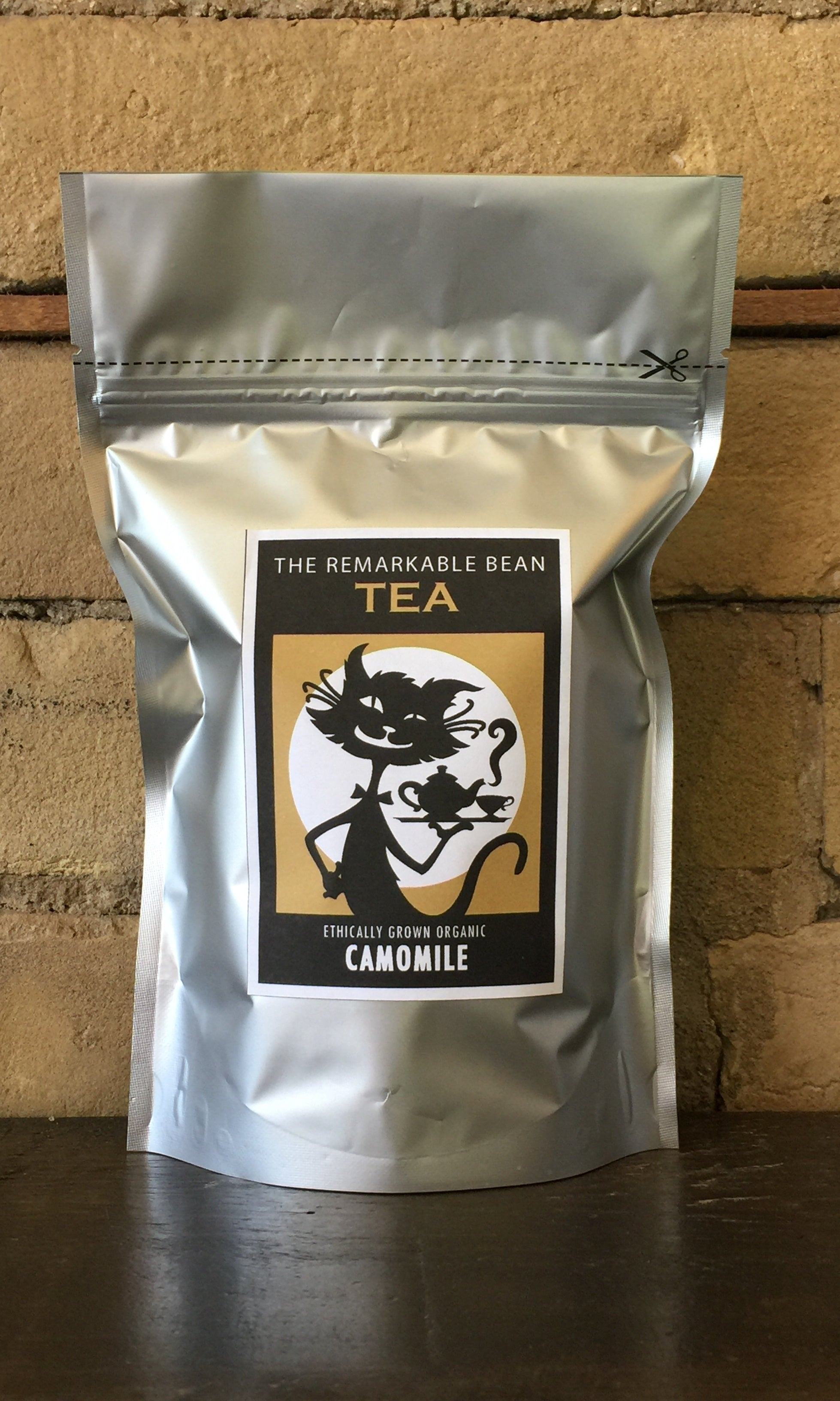 CAMOMILE LOOSE LEAF TEA 100 GRAMS