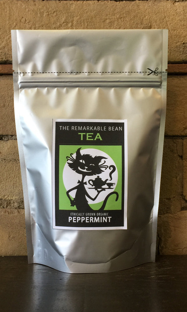 PEPPERMINT LOOSE TEA 100 GRAMS