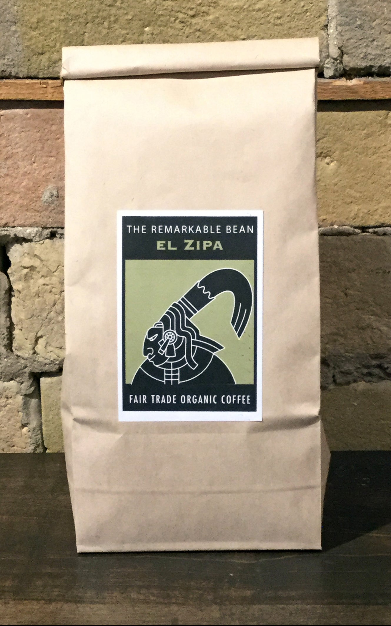 El Zipa Fair Trade Organic Coffee 454 grams