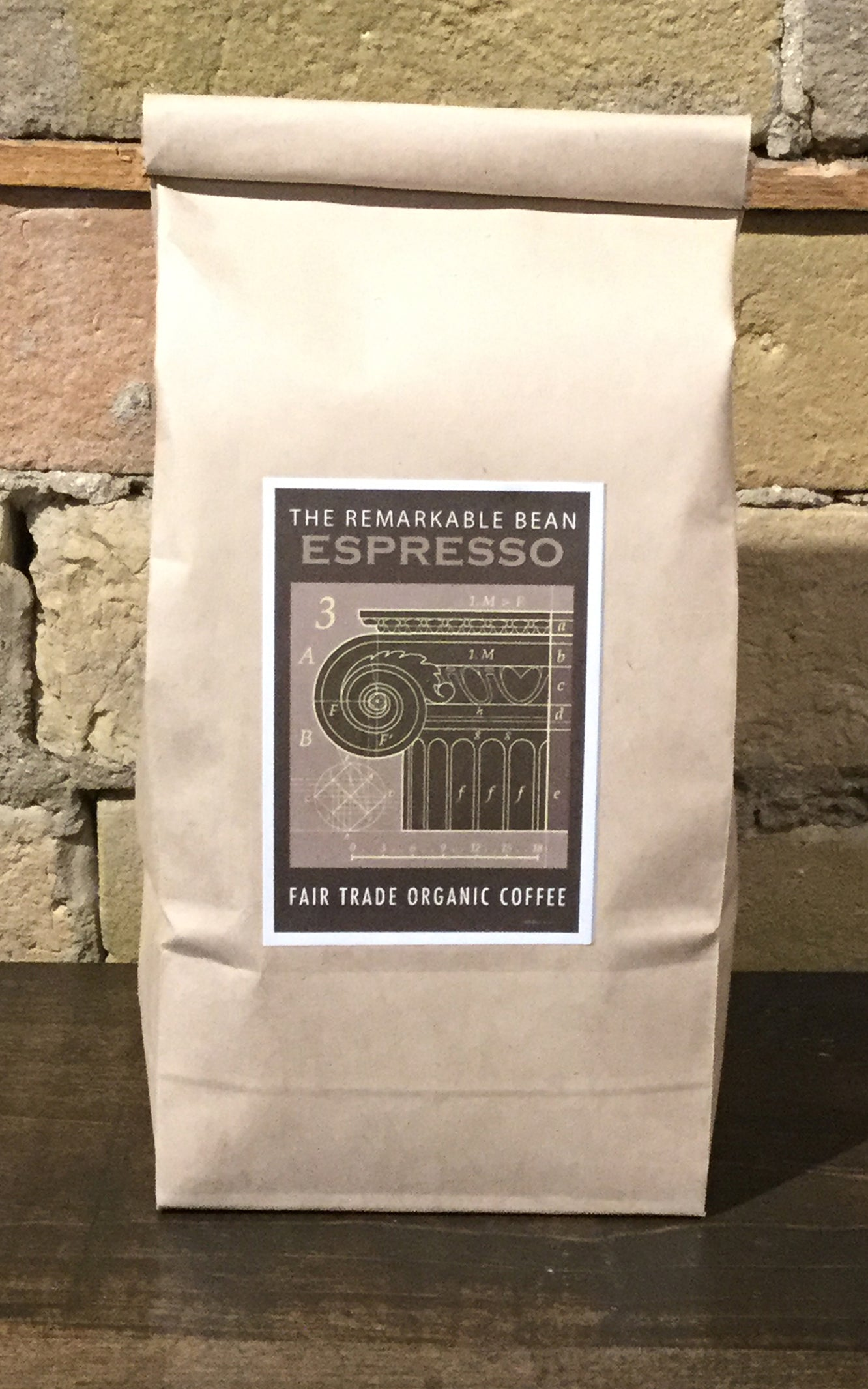 Espresso Fair Trade Organic Coffee 454 grams