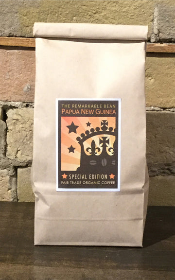 Papua New Guinea Coffee—- medium roast- 454 grams