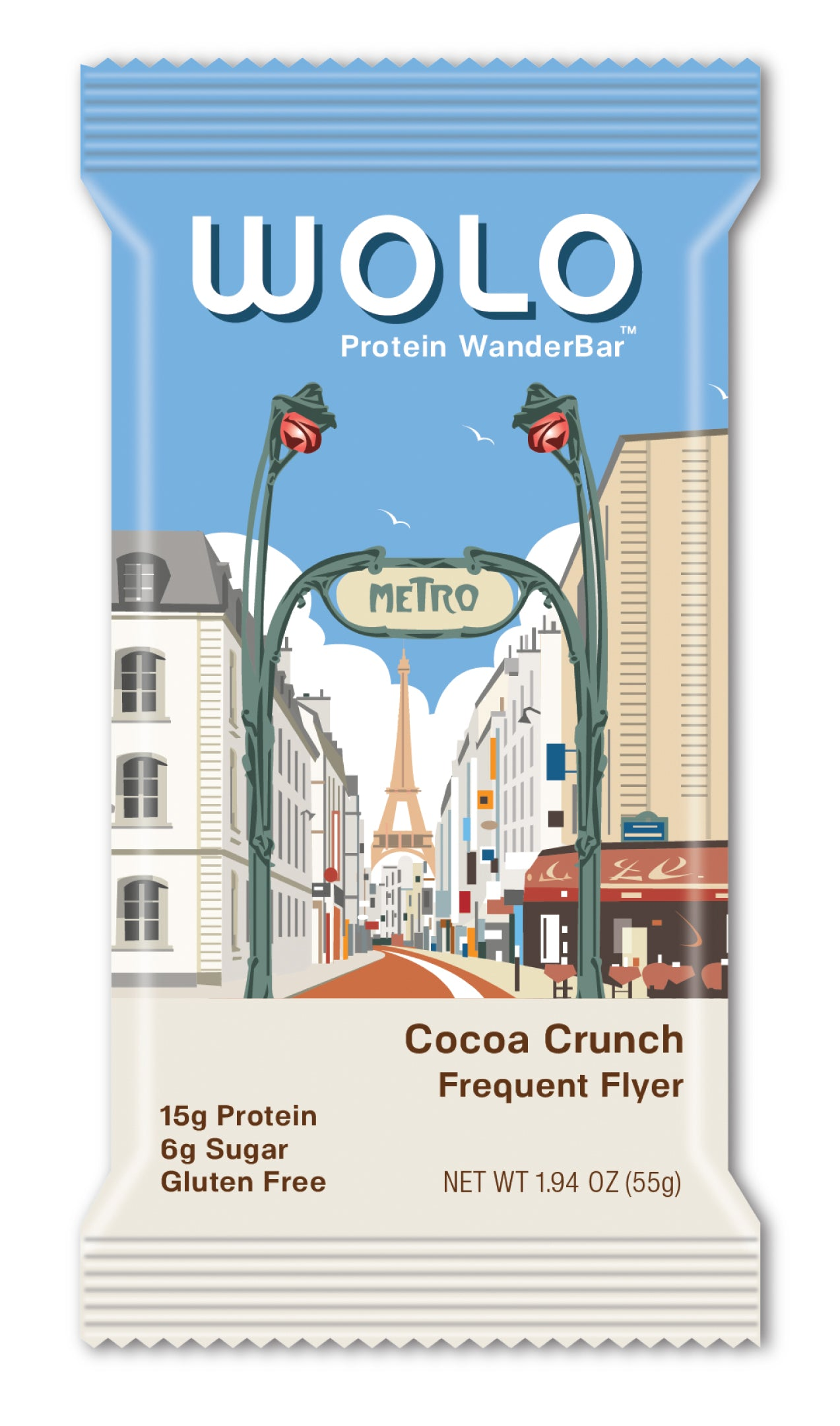 Cocoa Crunch Protein Bar