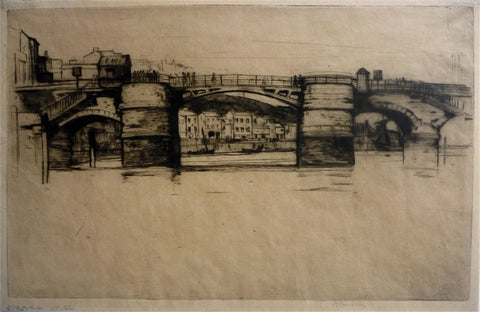 David Young Cameron Old Whitby Bridge