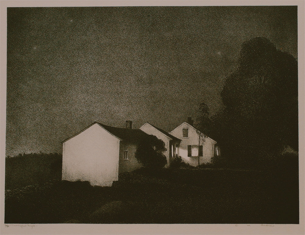 C. W. Anderson New England Night