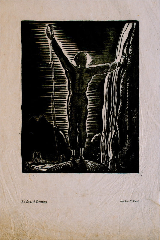 Rockwell Kent To God