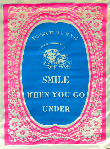 Smile When You Go Under by William Kent, Amer., (1919-2012)