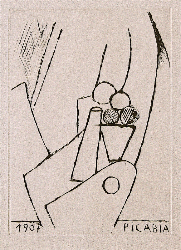 Francis Picabia Still Life