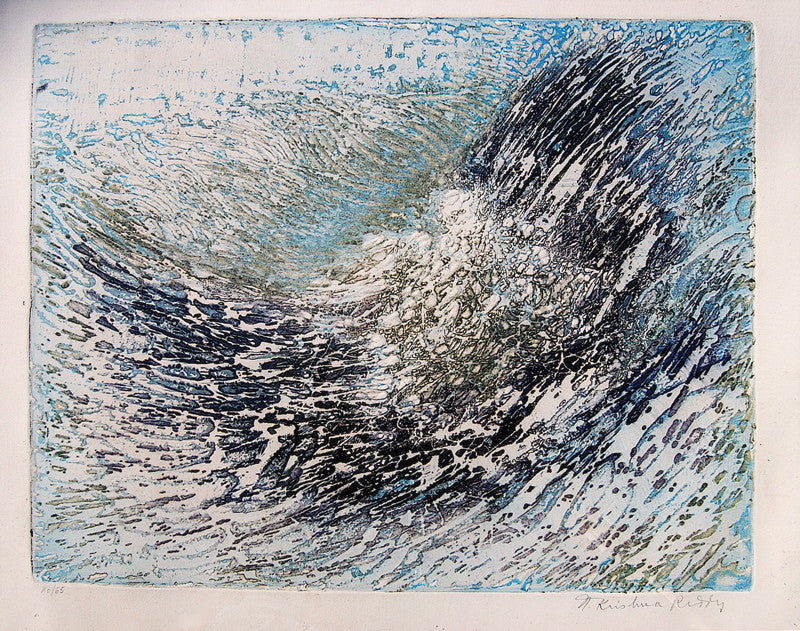 N. Krishna Reddy La Vague (The Wave)