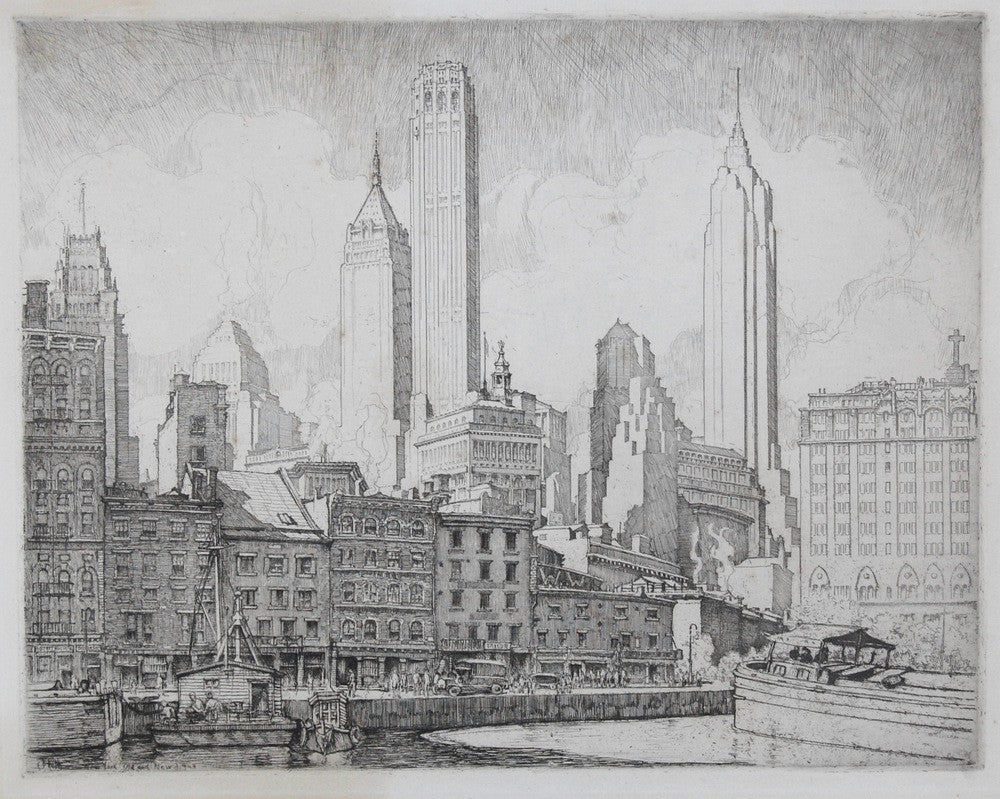 Ernest D. Roth New York Old and New