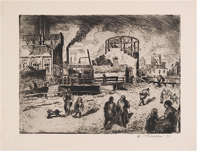 Abraham Tromka Newark Factories
