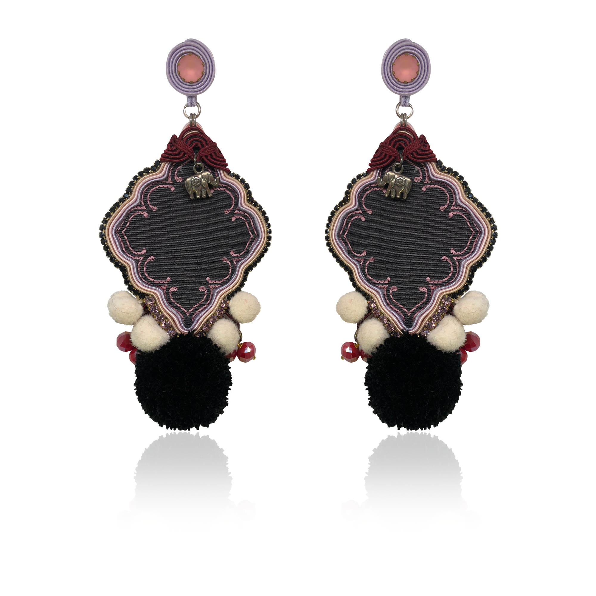 """Wanna dance with me?"" One & Only Earrings"