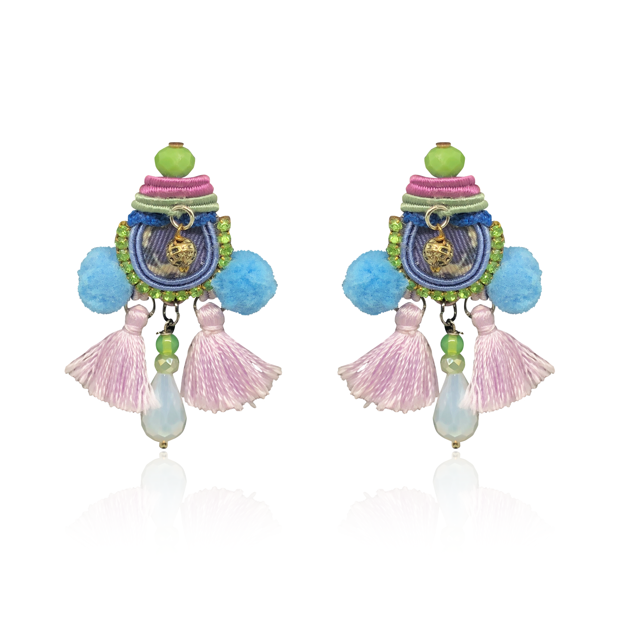 """You are so so nice"" mini One and Only Earrings"