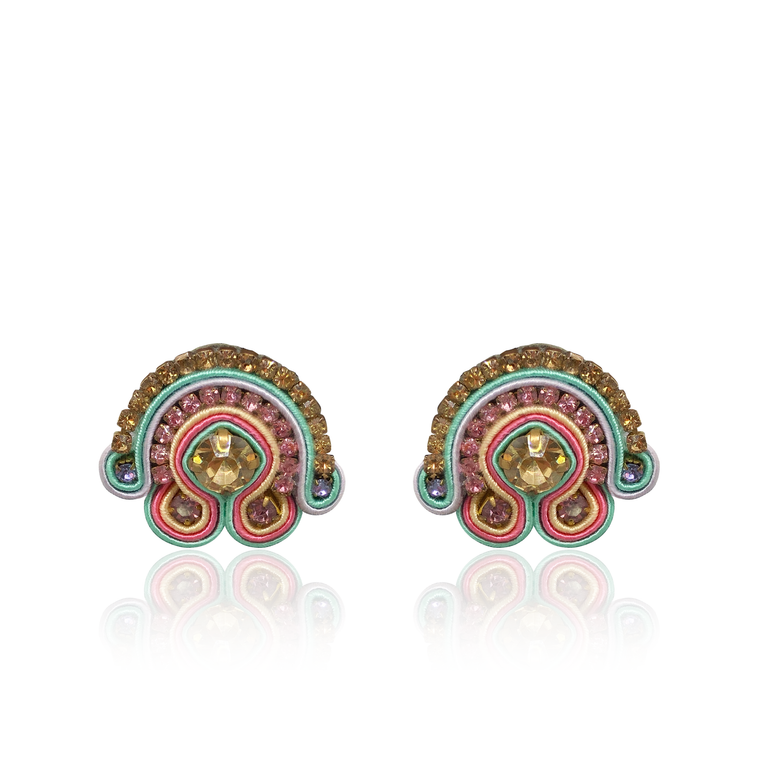 Tulipano Color Mix Earrings