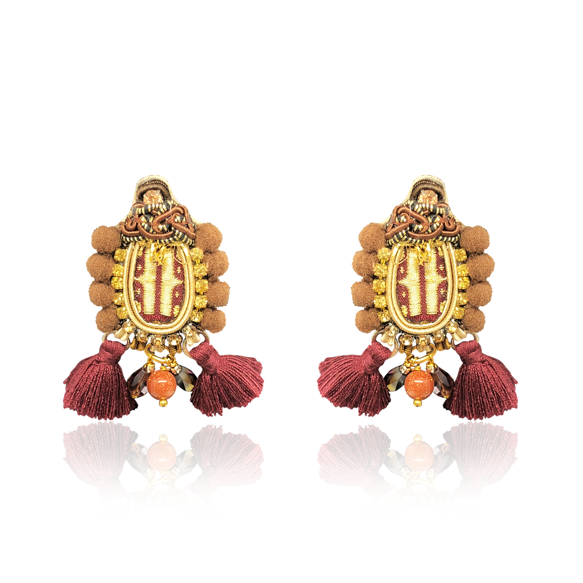 """Cleopatras favorites"" mini One and Only Earrings"