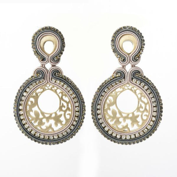 Chapa Gold Earrings