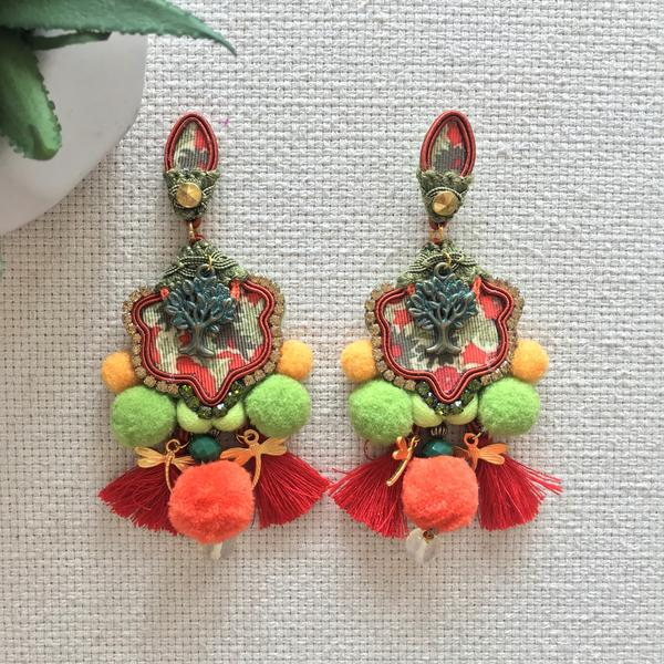 """Hello, I'm Peterpan"" One & Only Earrings"
