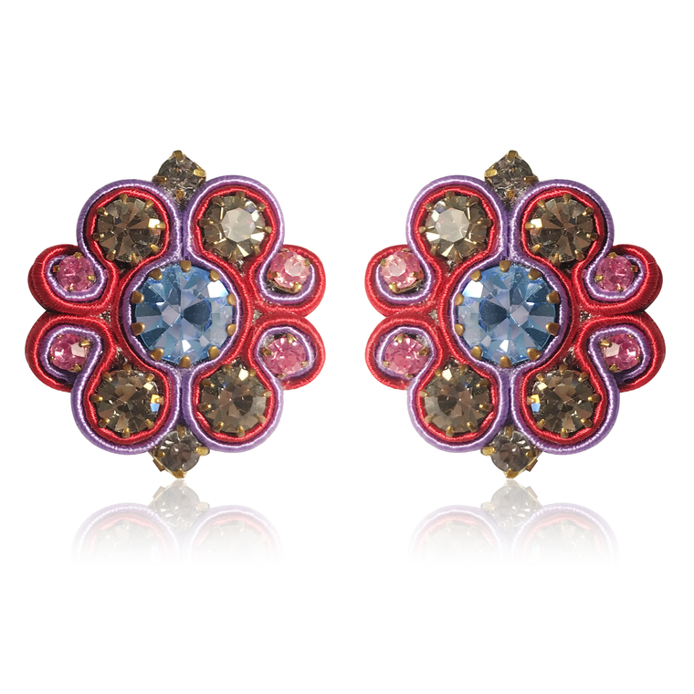 Aurora Cirque Earrings