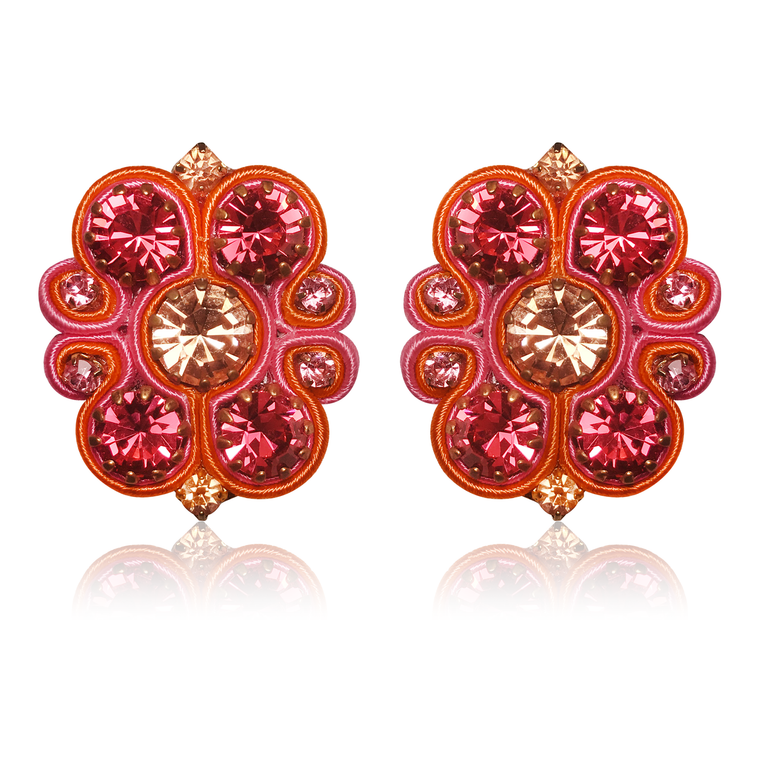Aurora Fragola Earrings