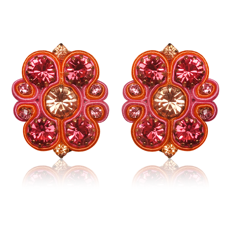 Dopodomani Fragola Aurora Earrings