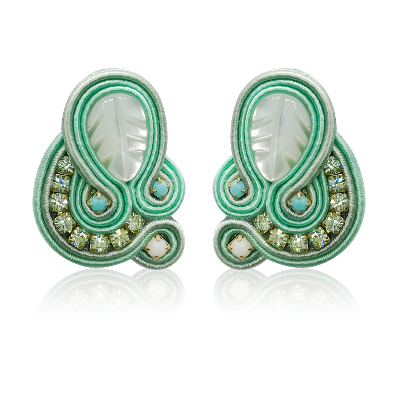 Donna Acqua Earrings