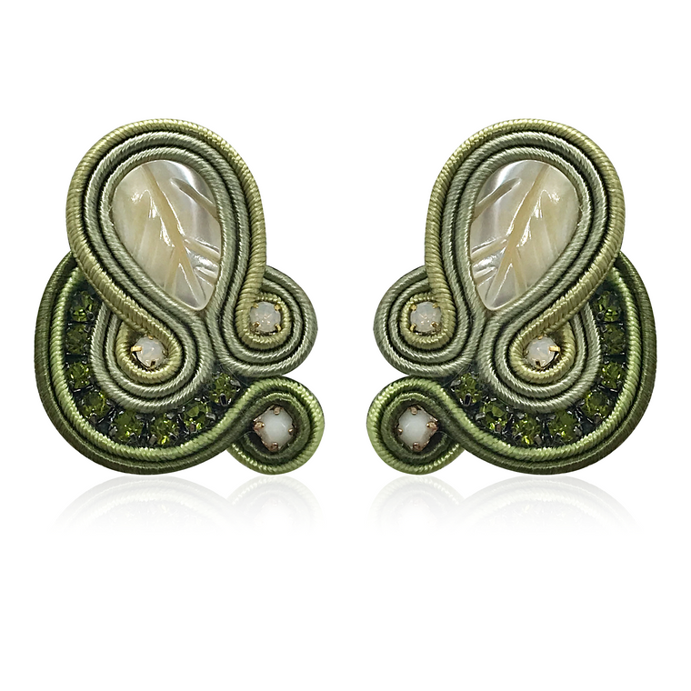 Donna Green Earrings