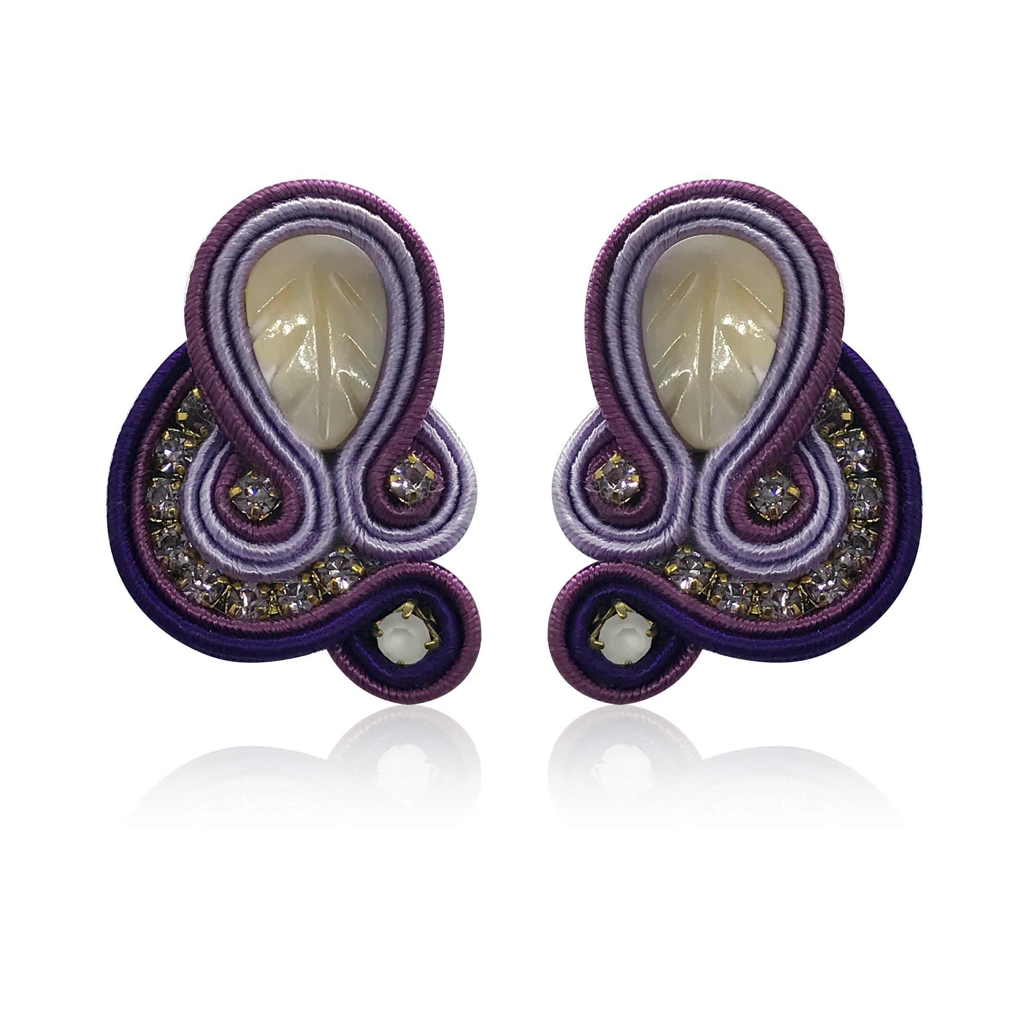 Donna Violeta Earrings