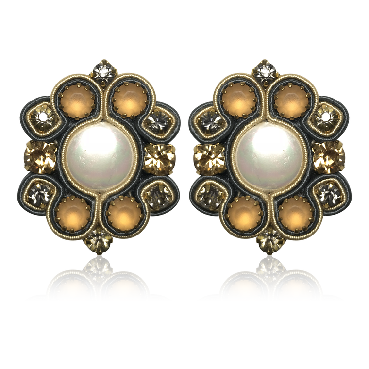 Jupiter Metallo Earrings