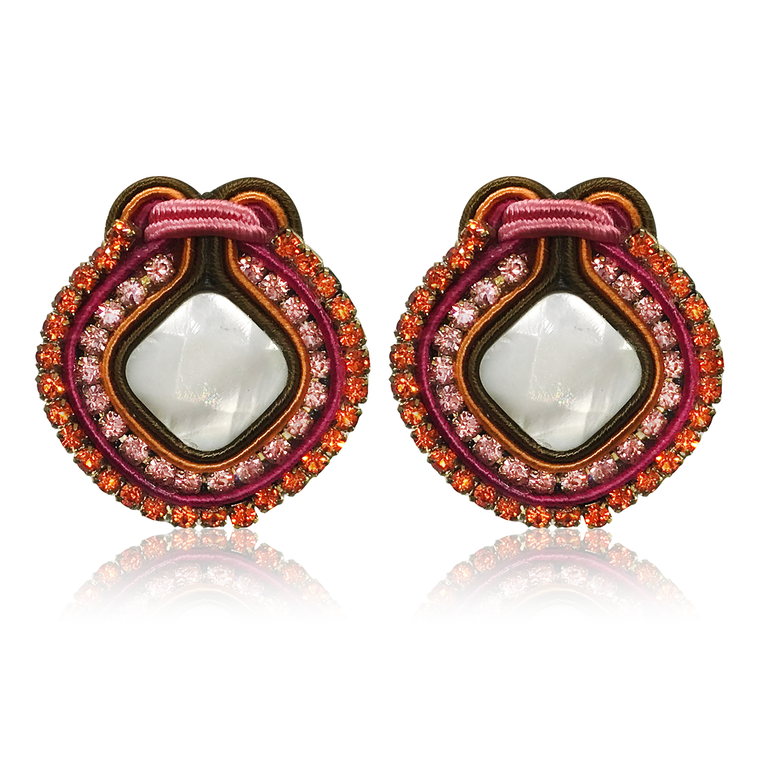 Marte Lampone Earrings