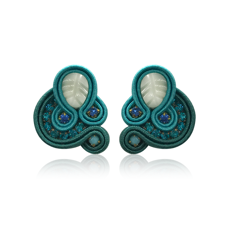 Mini Donna Ocean Earrings