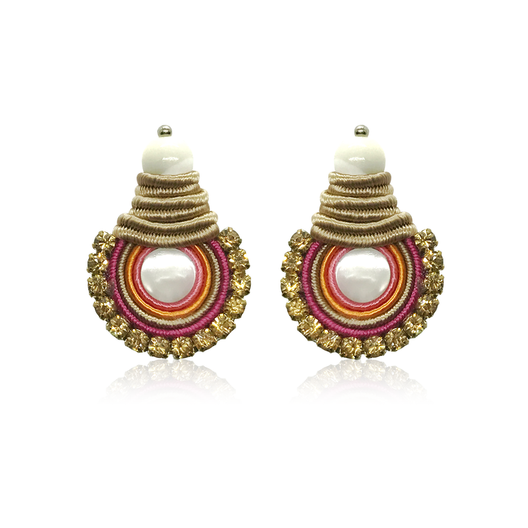 Mini NaKar Warm Earrings