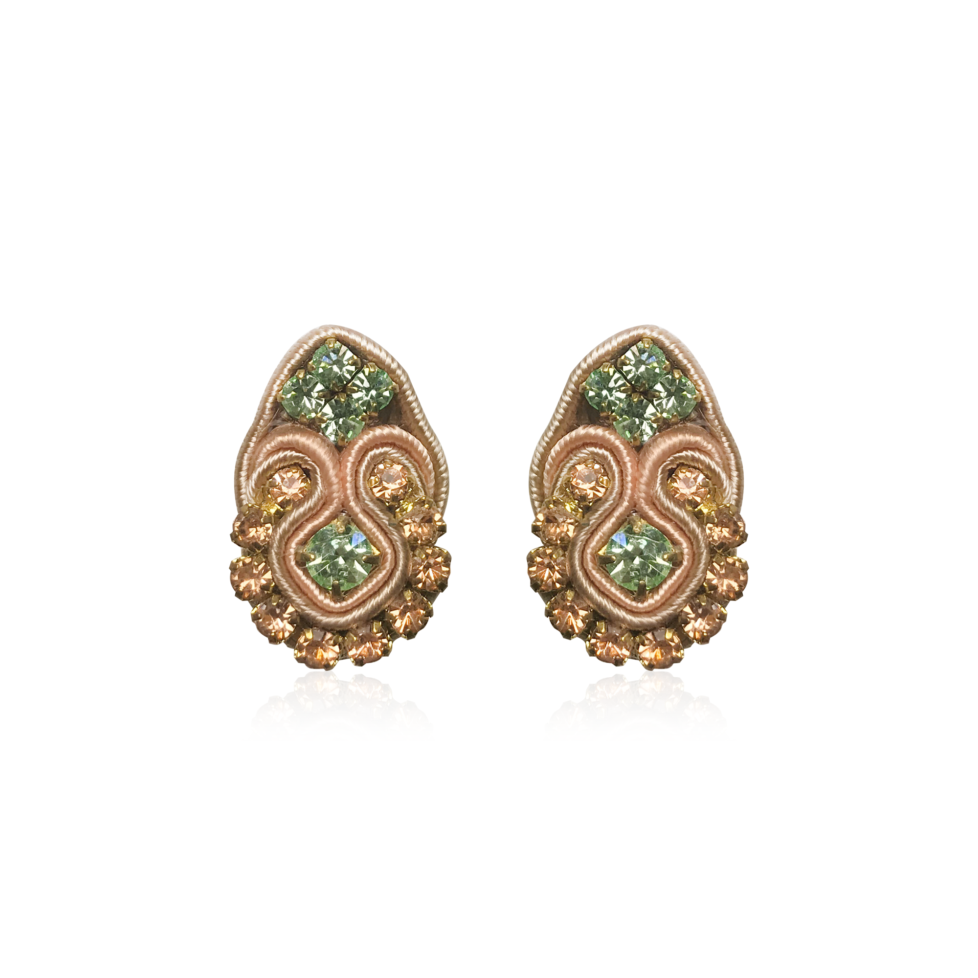 Dopodomani Prosecco Mini Fiore Earrings