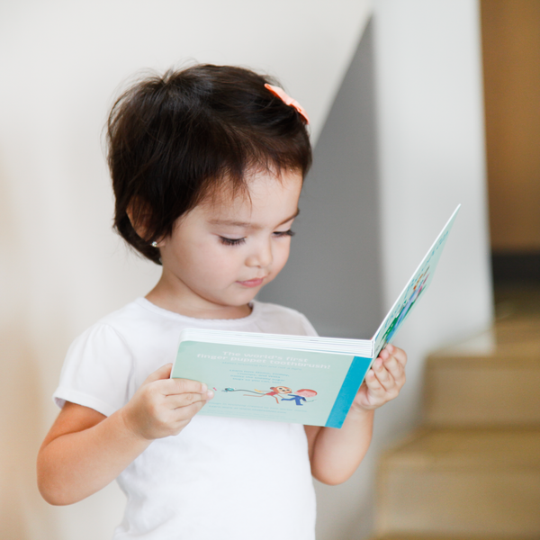 Why Reading Aloud to Your Baby (and Kids) is Important