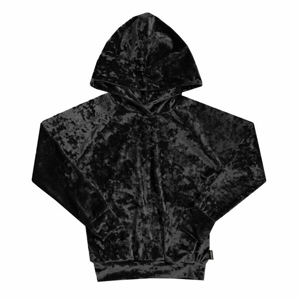 Black Velvet If You Please Hoodie