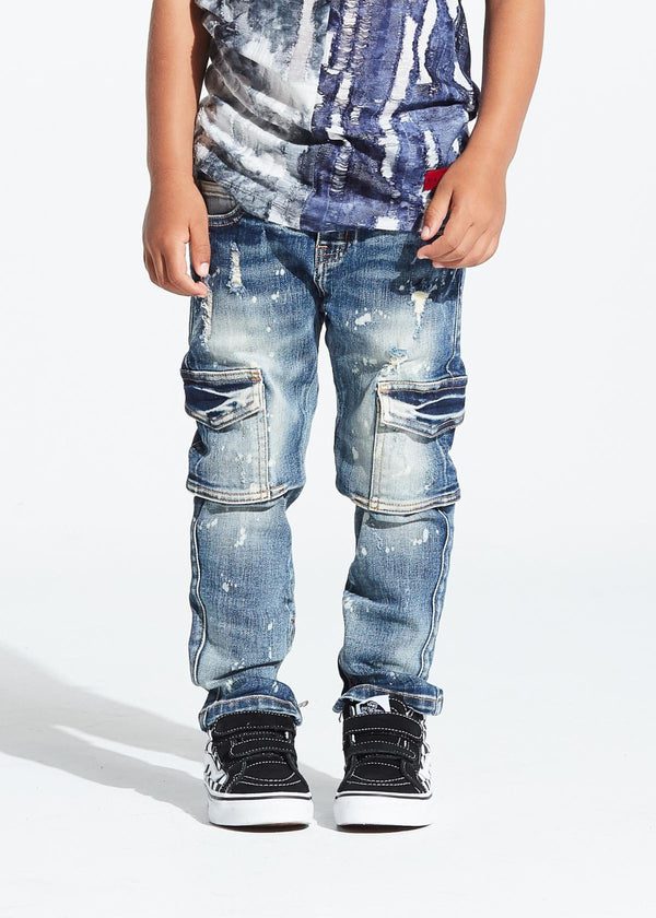 Rickey Cargo Denim