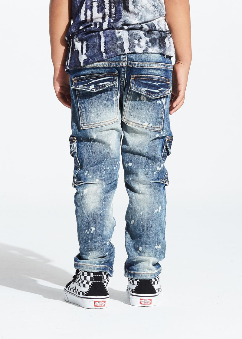 Boys Trendy Jean in Blue (1812916404285)