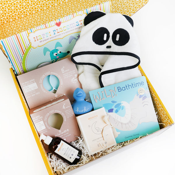 SOOJIN toddler gift box