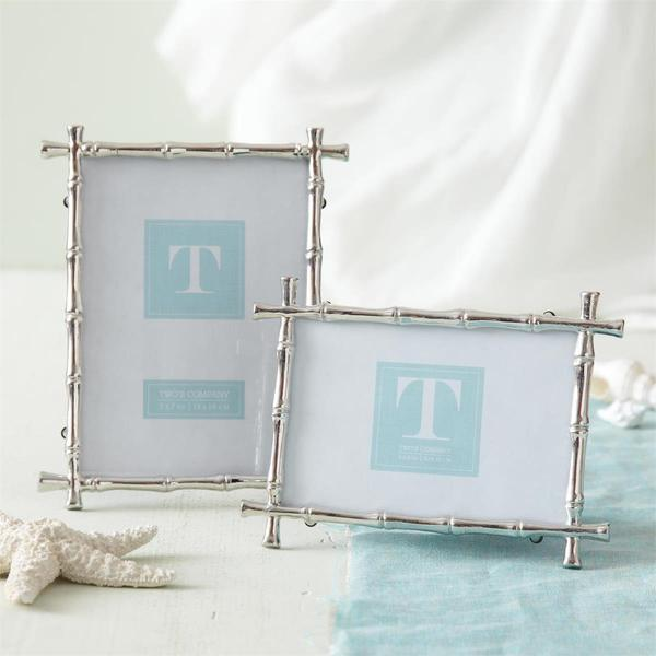 Bamboo Photo Frame Set