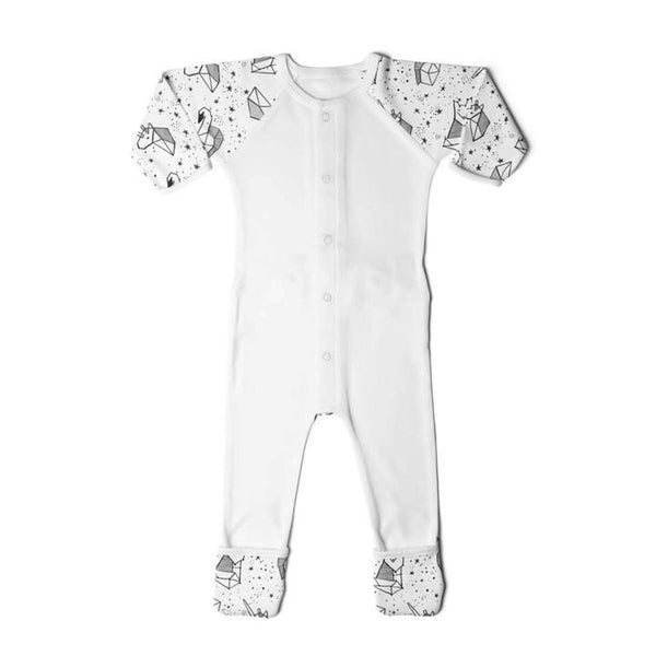 Goumi Pajamas | Faces in the Stars (1824601538621)