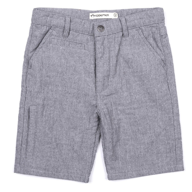 Appaman Boys spring coastal shorts grey